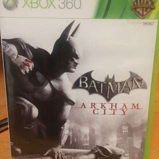 X Box 360 Game