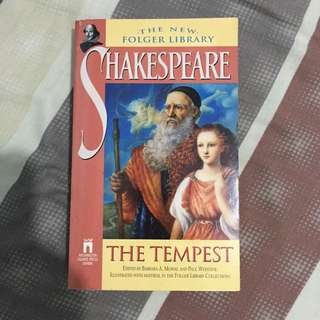 The Tempest By Shakespeare