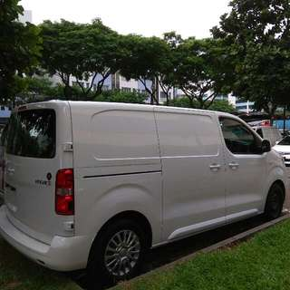 NEW Euro 6 Toyota Proace Rental