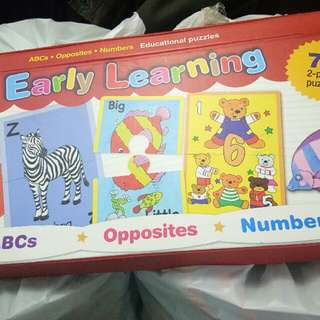 Educational Toy Puzzle