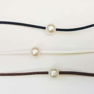 Elegant Pearl Necklaces