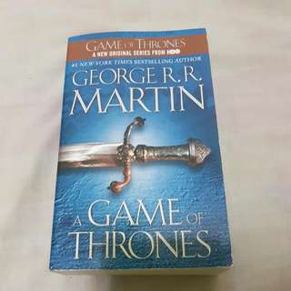 A Game of Thrones (A Song of Ice And Fire: Book 1) - George R.R. Martin