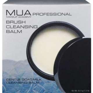 MUA | 刷具清潔 Professional Brush Cleansing Balm // Kelly推薦款 輕鬆清刷具