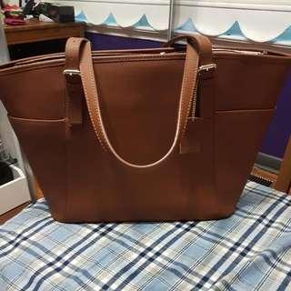 Danier Large Leather Bag