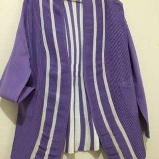 Brand New Purple Jacket