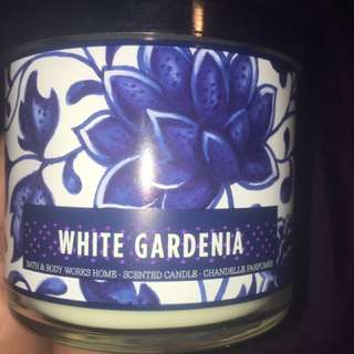 Bath & Body Large Scented Candles