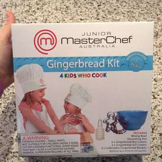 Masterchef Gingerbread Kit