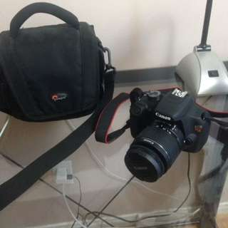 Canon EOS Rebel T5 DSLR kit