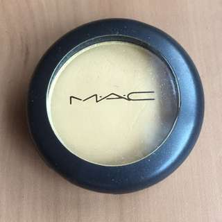 Mac Eye Shadow Duraclear Yellow
