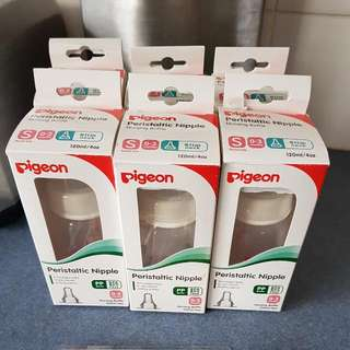 Pigeon Slim Neck Baby Bottles