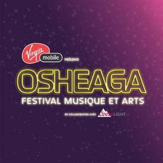 Osheaga Saturday Only Ticket