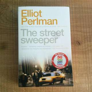 The Street Sweeper, Elliot Perlman Book