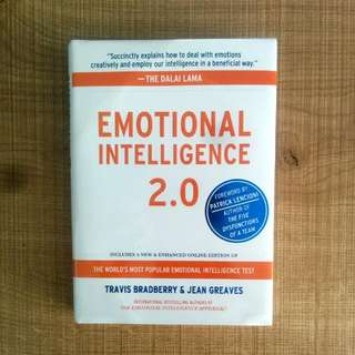 Emotional Intelligence 2.0, Travis Bearberry & Jean Greaves [Self- Help Book]