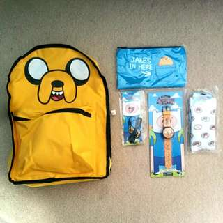 Adventure Time Merchandise Set/Showbag