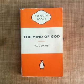 The Mind Of God, Paul Davies [Penguin Classic]