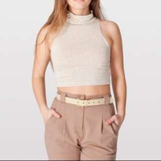 AA Crop Top