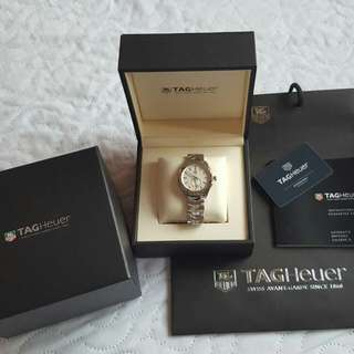 Authentic Tag Heuer watch 40mm  calibre 6