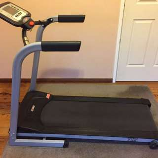 Foldable Treadmill