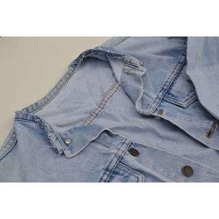 VTG Levis Custom Denim Jacket