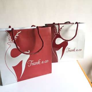 Various Limited Edition Paperbag