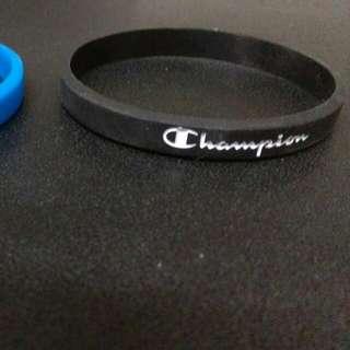 🚚 Champion手環 限量 精品 絕版 市上沒有售