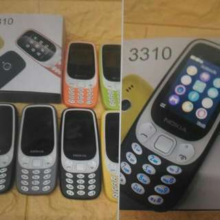 3310 2.4 Big Screen With Fb