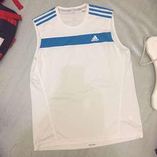 Adidas Running Tank Sleeveless Singlet Murah