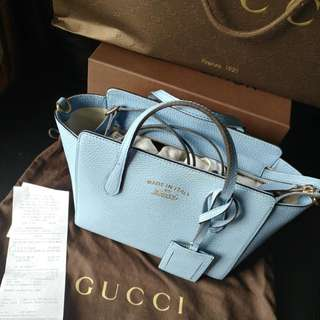 Gucci Authentic With Complete Inclusion