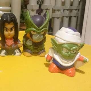 Dragon Ball, Gokou, Picollo, Cell, Android