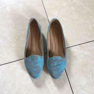 Flower Flat Shoes