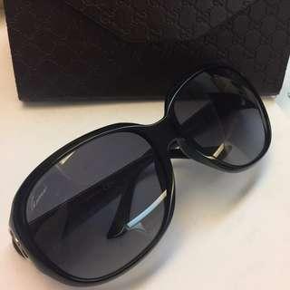 正版Gucci 女款太陽眼鏡