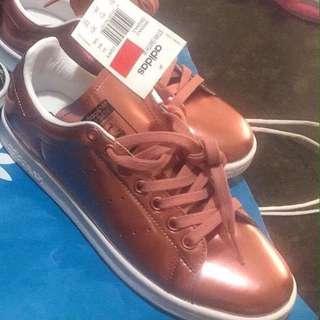 Original Adidas Stan Smith Rosegold