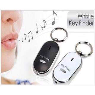 Whistle Activated Key Finder