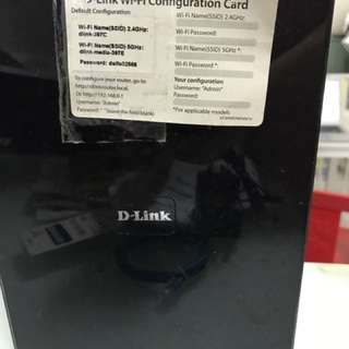 Dl-Link Wireless Router