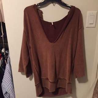 Free People Lounge Sweater