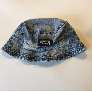 Authentic Stussy Bucket Hat