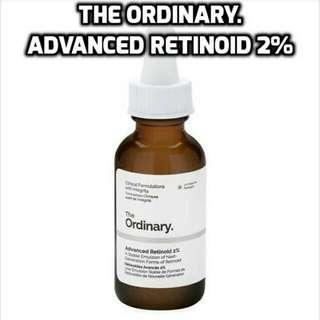 The ordinary. Advanced Retinoid 2%