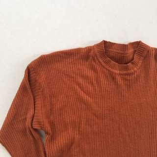 Sweater Orange 🍊