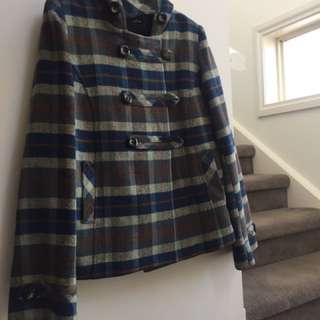 Sportsgirl Winter Jacket Size 12