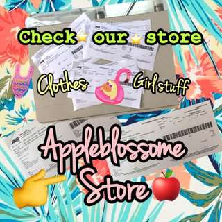 Kindly Check Out Store👇🏻