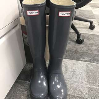 Hunter Long rainboot