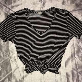 Striped Shirt // GARAGE 🌸