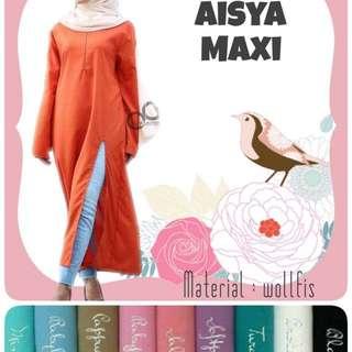 Aisya Maxi Top