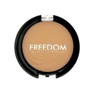 Freedom Makeup London Pressed Powder - Shade 102 Fair