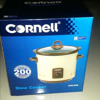 Slow Cooker Cornell