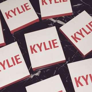 Kylie Mini Lipsticks & Eyeshadow Palettes
