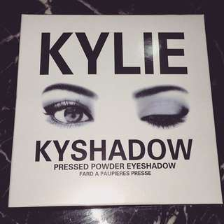 Kylie Kyshadow (The Bronze) Palettes