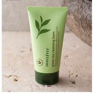 Innis Free Green Tea Cleanser From Korea