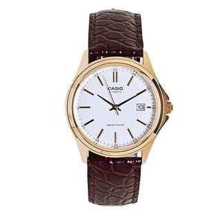 Casio MTP-1183Q-7ADF Men's Watch Brown Strap