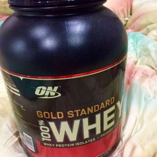 ON Gold Standard WHEY Protein Fast